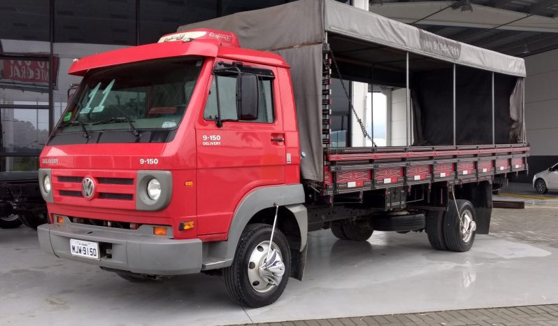 VW 9.150  DELIVERY full